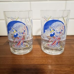 Macdonald's Disney Collector Glasses
